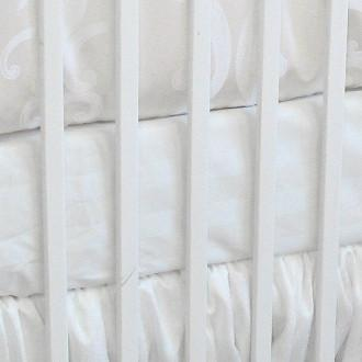 Crib Sheet | Arabesque Luxury Baby Bedding Set-Crib Sheets-Bebe Chic-Jack and Jill Boutique