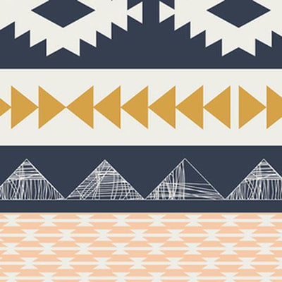 Crib Sheet | Aztec Arid Horizon Crib Baby Bedding Set-Crib Sheets-Default-Jack and Jill Boutique