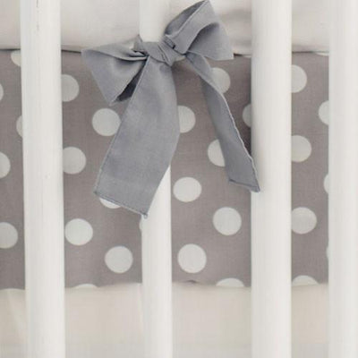 Crib Sheet | Grey Ombre Crib Baby Bedding Set-Crib Sheets-Default-Jack and Jill Boutique