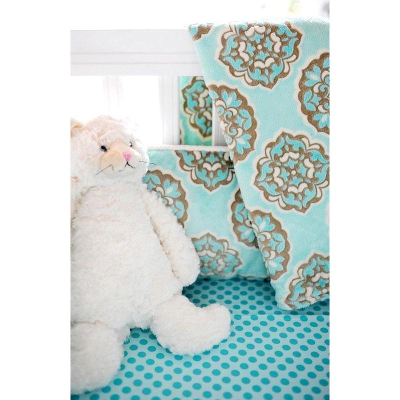 Crib Sheet | Ocean Avenue Crib Baby Bedding Set