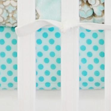 Crib Sheet | Ocean Avenue Crib Baby Bedding Set-Crib Sheets-New Arrivals-Jack and Jill Boutique