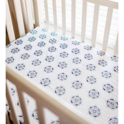 Crib Sheet | Pink Bumperless-Crib Sheets-Default-Jack and Jill Boutique
