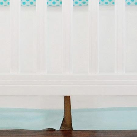 Crib Skirt | Ocean Avenue