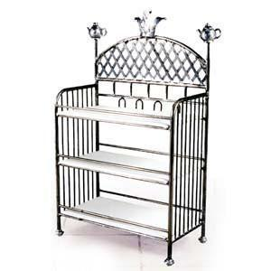 Crown and Teapot Changing Table-Changing Table-Default-Jack and Jill Boutique