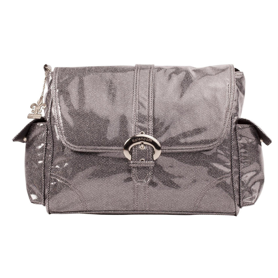 Crystals - Black A Step Above Diaper Bag | Style 2960 - Kalencom-Diaper Bags-Default-Jack and Jill Boutique
