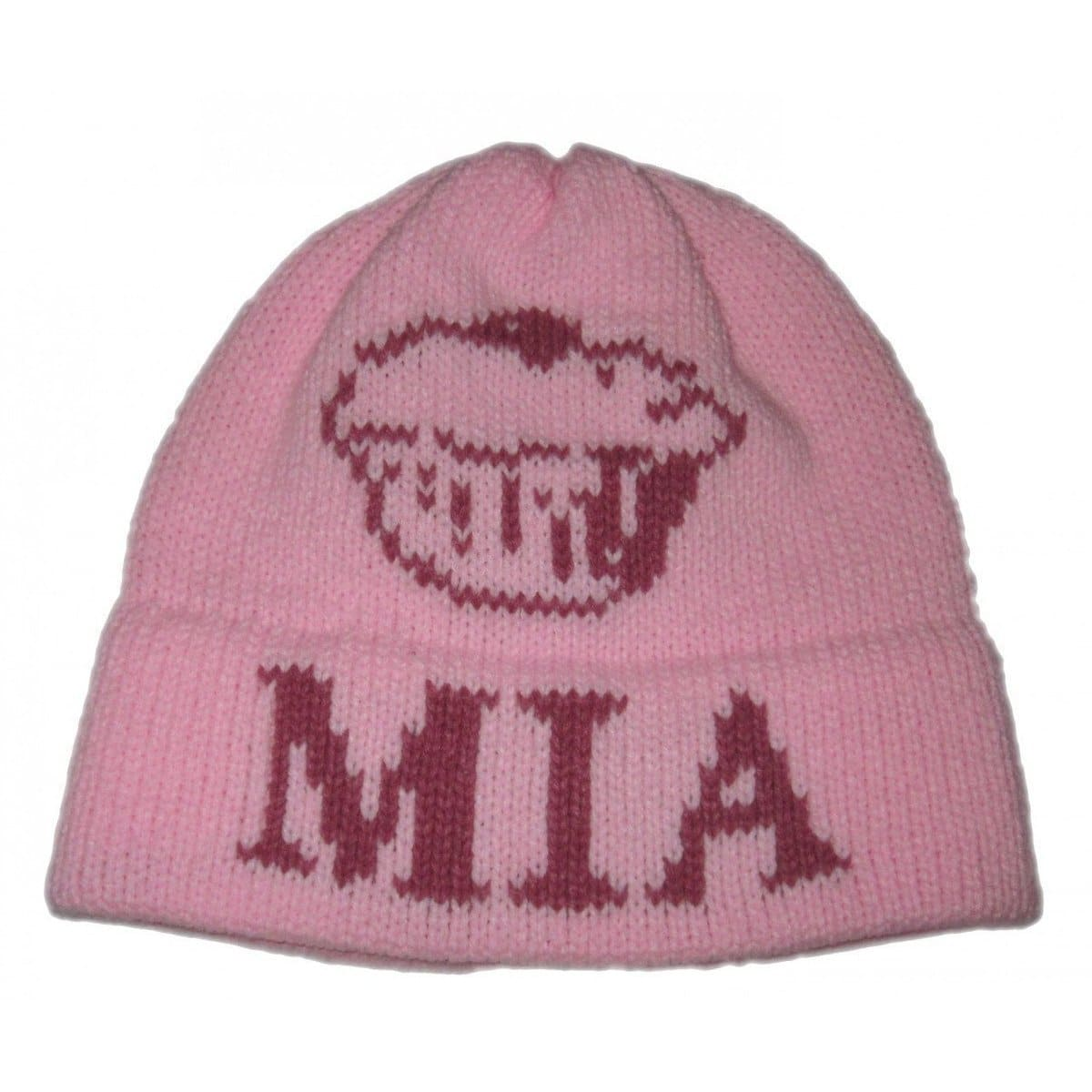Cupcake Personalized Knit Hat-Hats-Jack and Jill Boutique