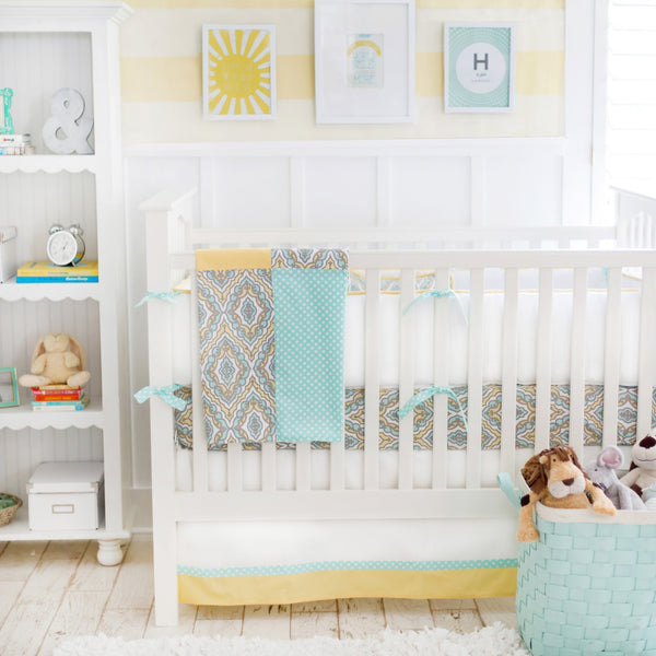 Dreamweaver Yellow And Aqua – Jack And