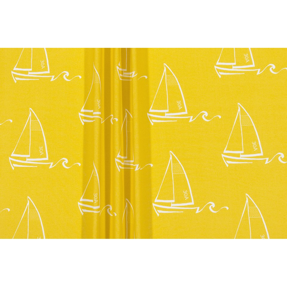 Curtain Panels Pair with Lining | Seaton Fabric Print-Curtain Panels-Jack and Jill Boutique