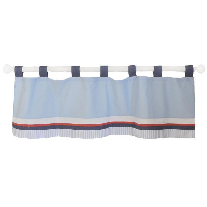 Curtain Valance | First Mate Collection-Curtain Valance-Default-Jack and Jill Boutique
