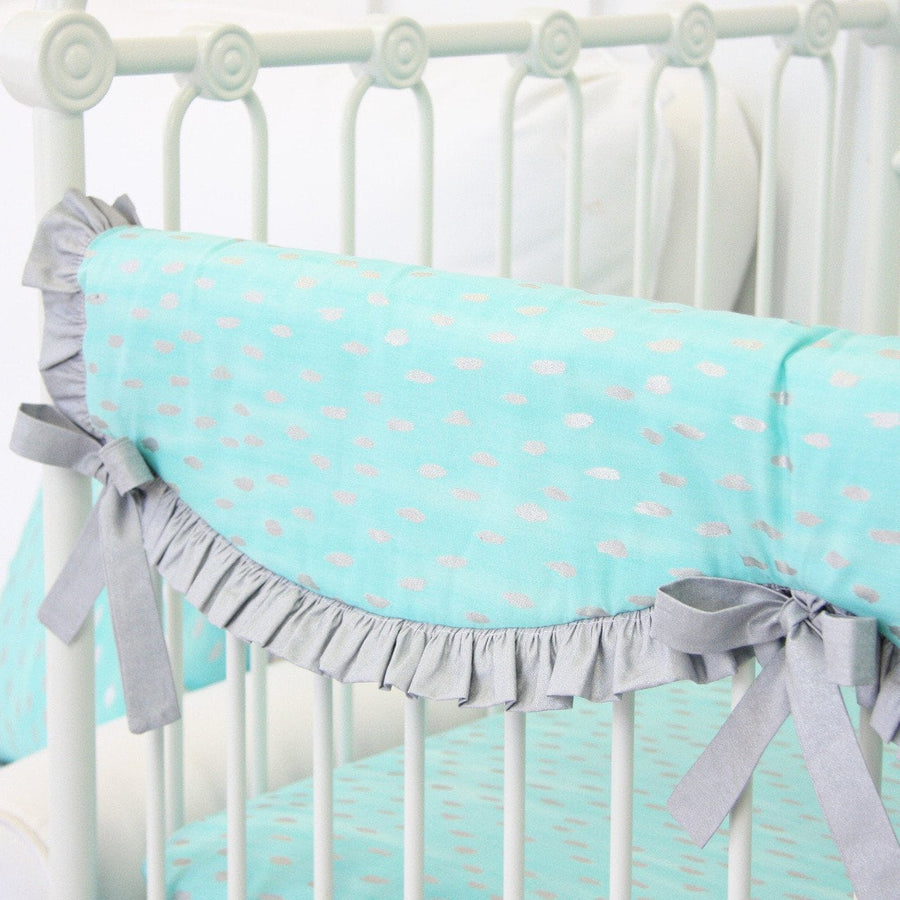 Custom Rail Covers | Custom Crib Rail Guard-Crib Rail Cover-Jack and Jill Boutique
