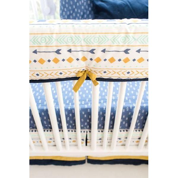 Desert Sky | Crib Bedding Set-Crib Bedding Set-Jack and Jill Boutique