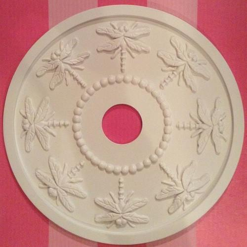 Dragonfly Ceiling Medallions
