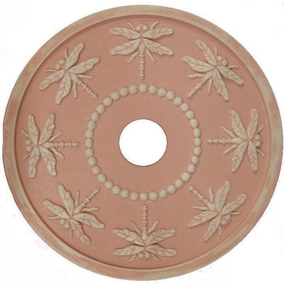 Dragonfly Ceiling Medallions-Medallions-Jack and Jill Boutique
