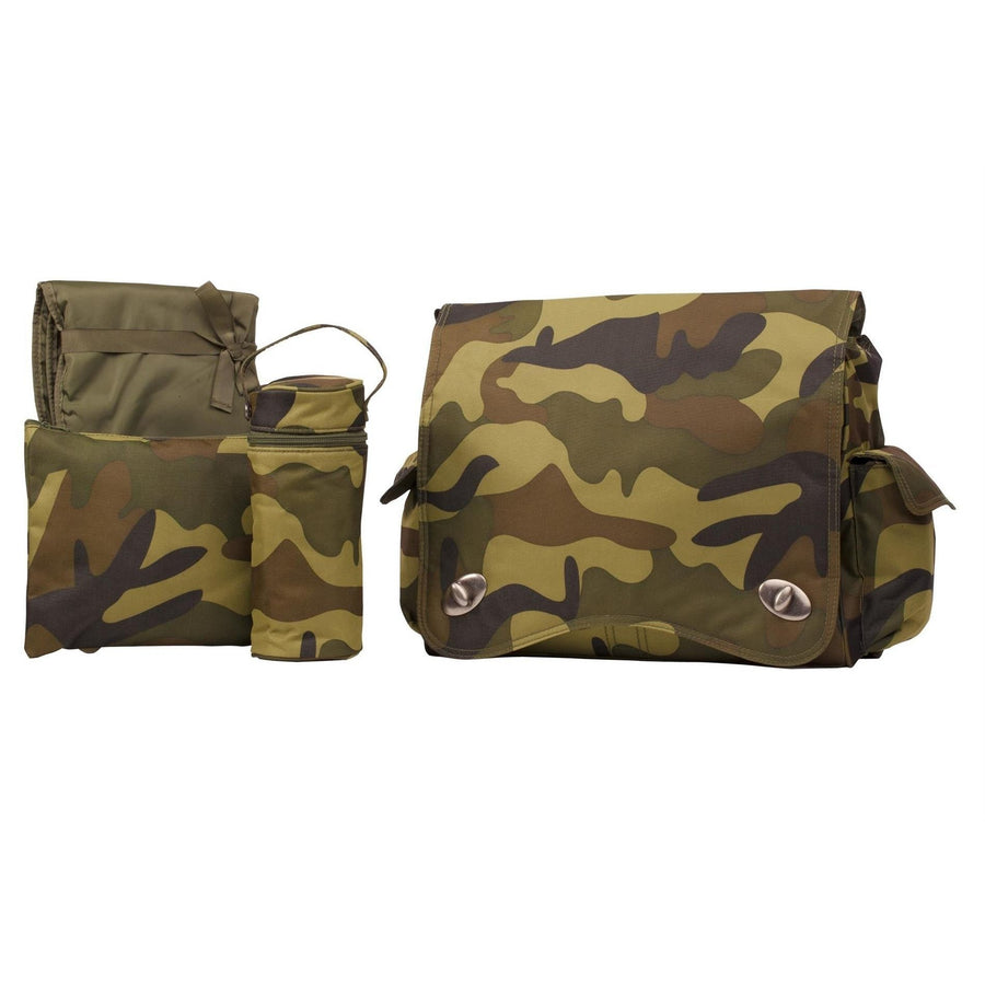 Duck Duck Goose Sam'S Messenger Diaper Bag | Style 2962 - Kalencom-Diaper Bags-Default-Jack and Jill Boutique
