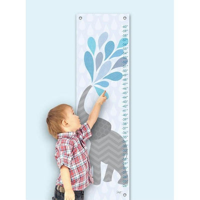 Elephant Playtime Growth Charts-Growth Charts-Default-Jack and Jill Boutique