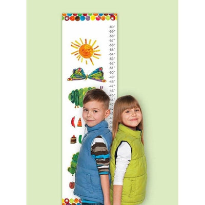 Eric Carles The Very Hungry Caterpillar (TM) Growth Charts-Growth Charts-Default-Jack and Jill Boutique