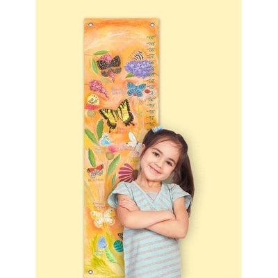Exotic Butterflies Growth Charts-Growth Charts-Default-Jack and Jill Boutique