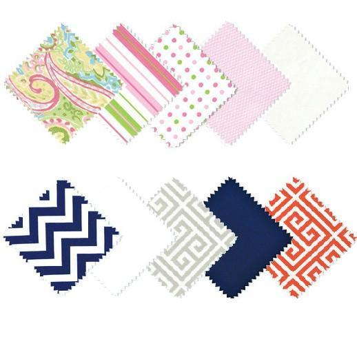 Fabric Samples and Swatches-Fabric Swatches-Jack and Jill Boutique