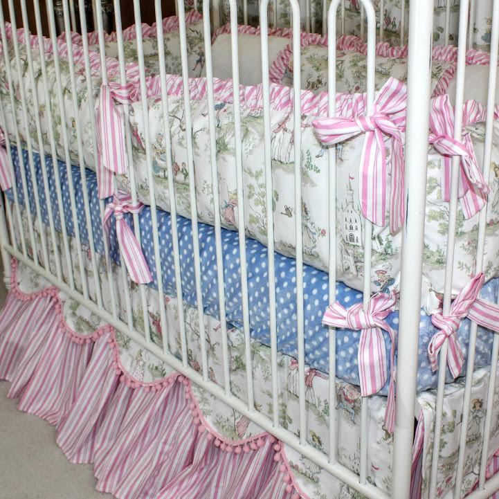 Fairy Tales Inspired Baby Bedding - Jack and Jill Boutique