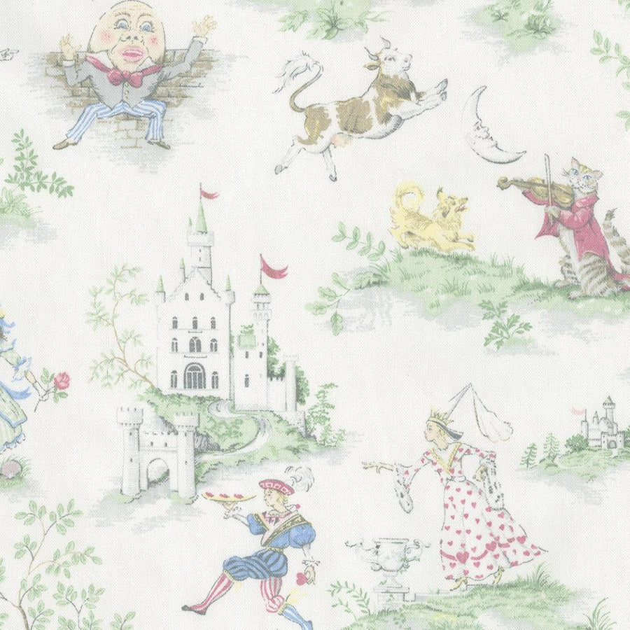 Fabric by the Yard | Cow Jumped Over the Moon-Fabric-Jack and Jill Boutique