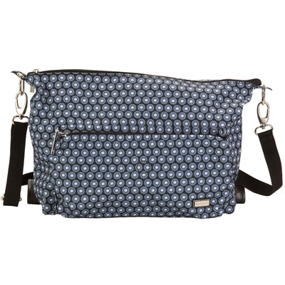 Featherweight Nylon Large Sidekick Fantasia Geo Diaper Bag | Style 2993x - Kalencom-Diaper Bags-Default-Jack and Jill Boutique