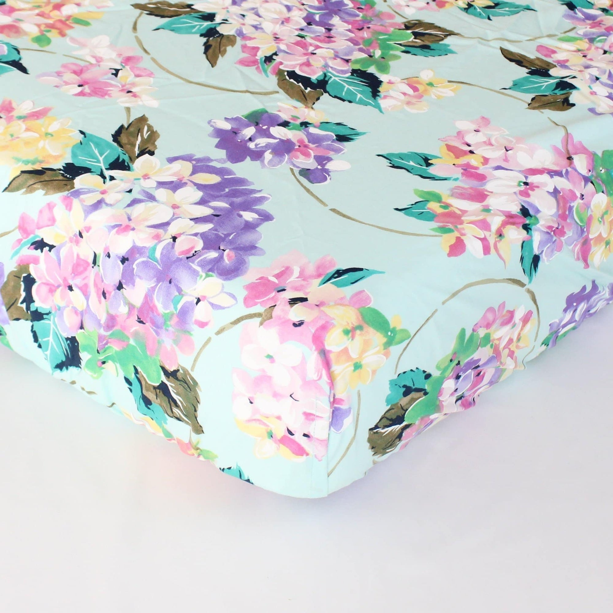 f9be15aa5 Fitted Mini Crib Sheets   Spring Fling Cordelia Floral-Crib Sheets-Jack and  Jill
