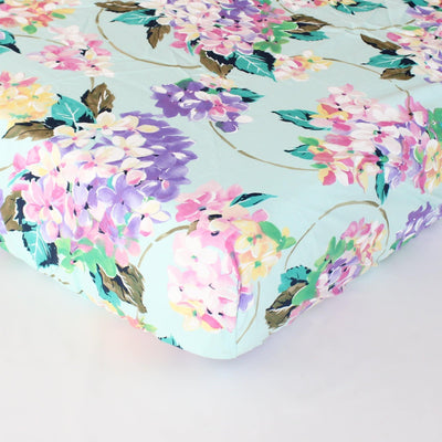 Fitted Mini Crib Sheets | Spring Fling Cordelia Floral-Crib Sheets-Default-Jack and Jill Boutique