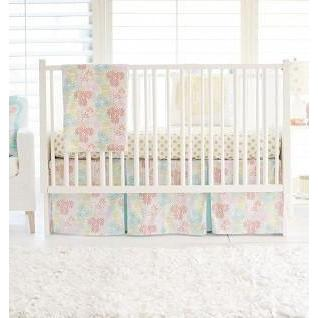 Floral Glitz Garden Baby Bedding Set-Crib Bedding Set-Default-Jack and Jill Boutique