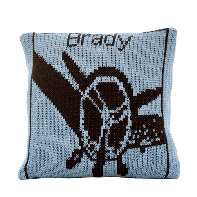 Fly Away Personalized Pillow-Pillow-Default-Jack and Jill Boutique