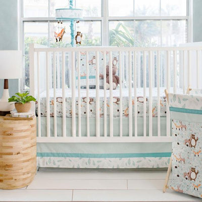Forest Friends | Crib Bedding Set-Crib Bedding Set-Default-Jack and Jill Boutique