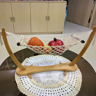 Fruit Hammock - Cute Tabletop Storage-Storage Bins-Jack and Jill Boutique