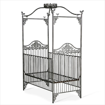 Garden Canopy Crib-Crib-Jack and Jill Boutique