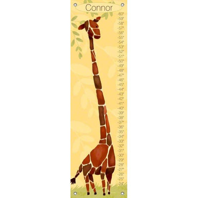 Gillespie Giraffe Baby Growth Charts-Growth Charts-Default-Jack and Jill Boutique