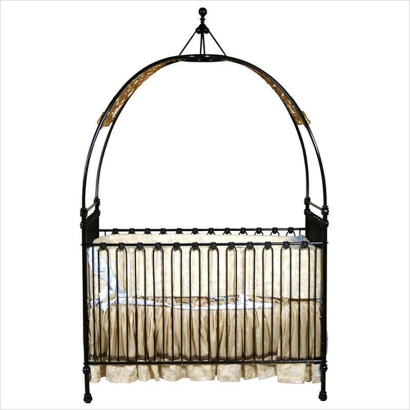 Gothic Canopy Crib-Crib-Default-Jack and Jill Boutique
