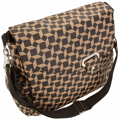 Graphic Vegan Diaper Bag | Style 2970 - Kalencom-Diaper Bags-Default-Jack and Jill Boutique
