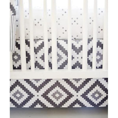 Gray Imagine Crib Baby Bedding Set-Crib Bedding Set-Default-Jack and Jill Boutique