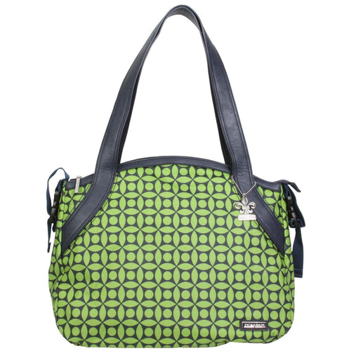 Green Clover Bellisima Diaper Bag | Style 2992 - Kalencom-Diaper Bags-Jack and Jill Boutique