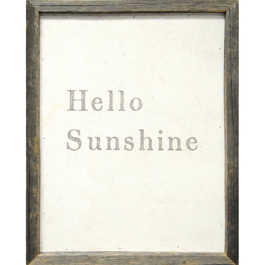 ART PRINT - Hello Sunshine-Art Print-Default-Jack and Jill Boutique
