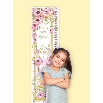 Her Royal Highness Growth Charts-Growth Charts-Default-Jack and Jill Boutique