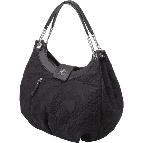 Hideaway Hobo Diaper Bags | Petunia Pickle Bottom-Diaper Bags-Central Park North Stop-Jack and Jill Boutique