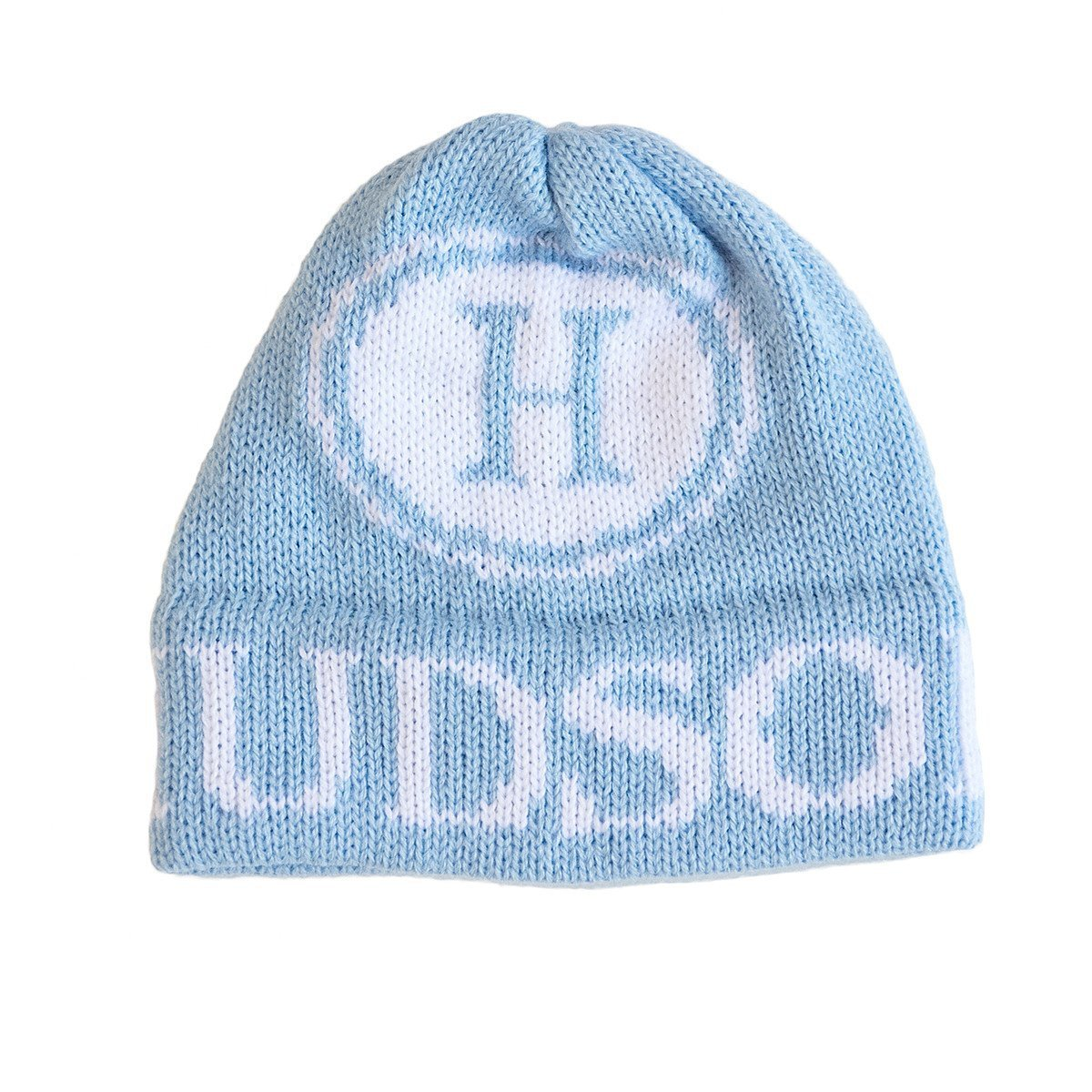 Initial Stamp Personalized Knit Hat-Hats-Jack and Jill Boutique