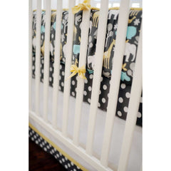 Jungle Animal Urban Zoo Baby Bedding Set-Crib Bedding Set-New Arrivals-Jack and Jill Boutique