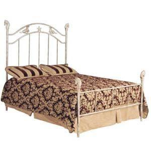 Kids Standard Bed W/ Horses and Star Queen-Brass Bed-Jack and Jill Boutique
