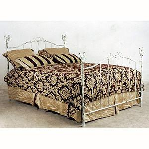 Kids Standard Bed W/ Squirrels-Brass Bed-Jack and Jill Boutique