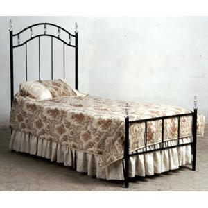 Kids Standard Bed W/ Toy Soldier Full-Brass Bed-Jack and Jill Boutique