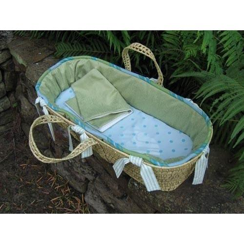 Kirby Moses Basket-Moses Basket-Default-Jack and Jill Boutique