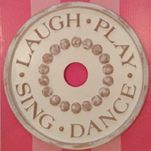 Laugh Play Sing Dance Ceiling Medallions