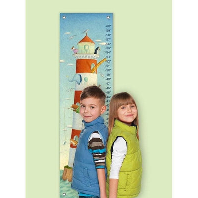 Lighthouse Bay Buddies Growth Charts-Growth Charts-Default-Jack and Jill Boutique