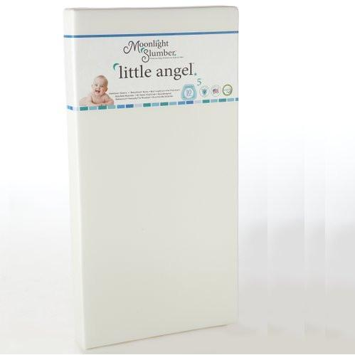 Little Angel All Foam Crib Mattress-Crib Mattress-Jack and Jill Boutique