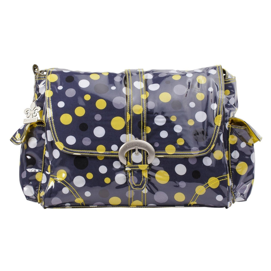 Lollidots Laminated Buckle Diaper Bag | Style 2960 - Kalencom-Diaper Bags-Default-Jack and Jill Boutique